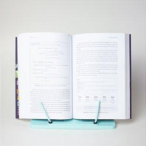 Apoio para Leitura e Tablet - Yes - Azul