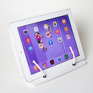 Apoio para Leitura e Tablet - Yes - Branco