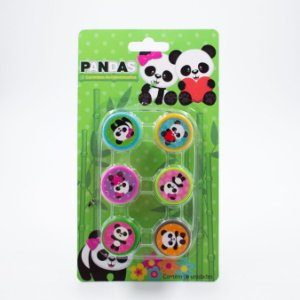 Carimbo Auto entitado - Pandas - Yes