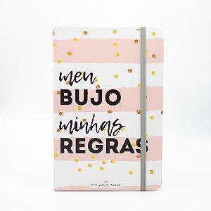 Caderno Pontado Meu Bujo Minhas Regras  - @bujolizando