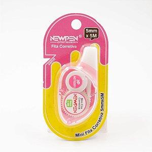 Mini Corretivo - Newpen Rosa