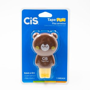 Corretivo Cis Tape Fun - Urso