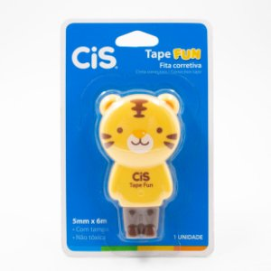Corretivo Cis Tape Fun - Tigre