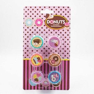 Carimbo Auto entitado - Donuts 01- Yes