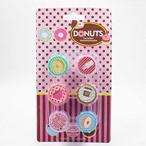 Carimbo Auto entitado - Donuts 03- Yes