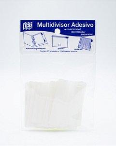Multidivisor Adesivo transparente - Divisórias
