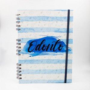 Caderno Universitário Espiral - Profissão Odonto