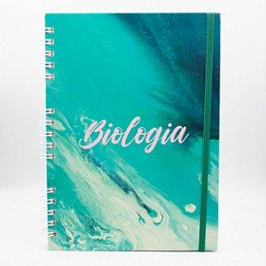 Caderno Universitário Espiral - Profissão Biologia