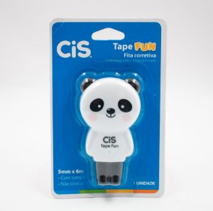 Corretivo Cis Tape Fun - Panda