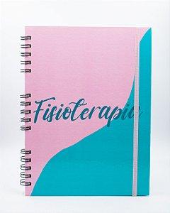 Caderno Universitário Espiral - Profissão Fisioterapia