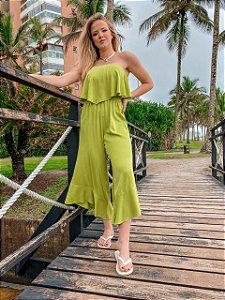 MACACÃO KEY WEST GREEN