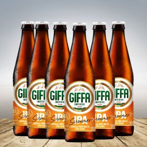 GIFFA SUMMER IPA 355 ML - 6 unid