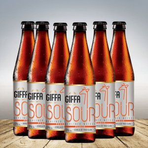 GIFFA SOUR 355 ML - 6 unid