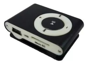 MP3 Player Completo