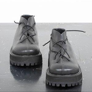 Sapato Abotinado Elástico