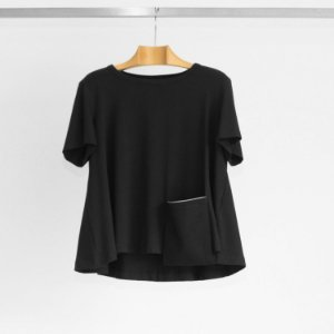 Camiseta Bolso