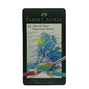 Faber-Castel Albrecht Durer Watercolour Pencils - 12 Cores