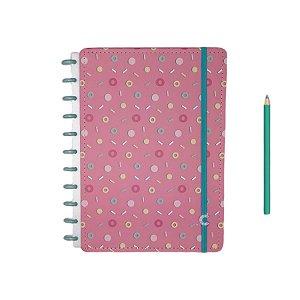 Caderno Inteligente Lolly - Grande
