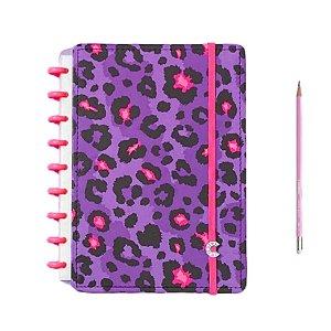 Caderno Inteligente Lilac - Médio