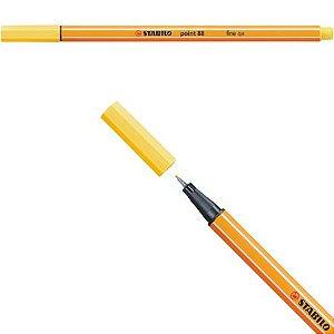 Stabilo Point 88 - Amarelo 88/44