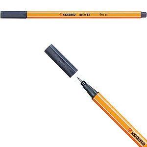 Stabilo Point 88 - Azul Cobalto 88/98
