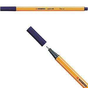 Stabilo Point 88 - Azul Marinho 88/22