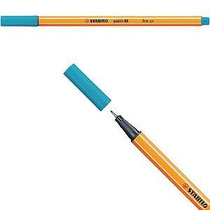 Stabilo Point 88 - Azul Céu 88/31