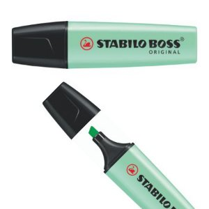 Stabilo Boss Original - Verde Pastel 70/116