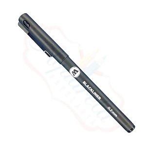 Caneta Nankin Molotow Blackliner - 0.2mm