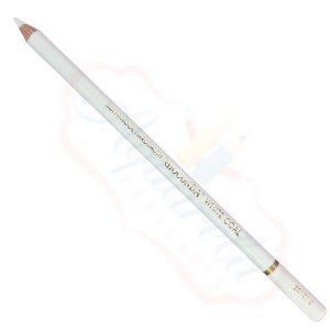 Lápis Esboço Koh-I-Noor Gioconda White Coal 3 - Médio