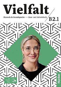 Vielfalt B2/1 -Kurs - und Arbeitsbuch plus Interaktive Version