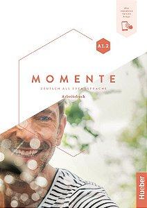Momente A1/2 - Arbeitsbuch plus interaktive Version