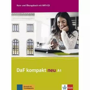 DaF kompakt Neu A1 - Kurs- und šbungsbuch + MP3-CD