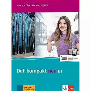 DaF kompakt Neu B1 - Kurs- und šbungsbuch + MP3-CD