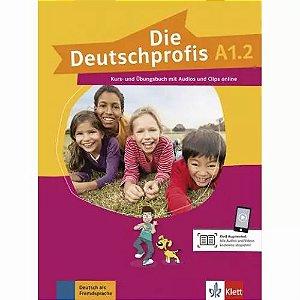 Die Deutschprofis A1/2 - Kurs- und šbungsbuch mit Audios und Clips online