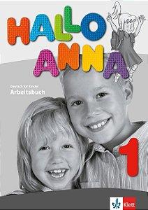 Hallo Anna 1 - Arbeitsbuch0
