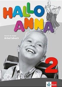 Hallo Anna 2 - Arbeitsbuch0