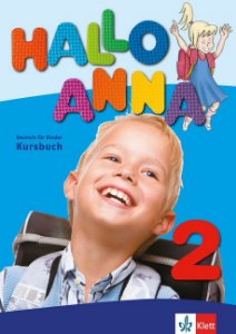 Hallo Anna 2 - Lehrbuch + 2 Audio-CDs