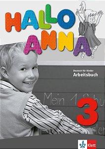 Hallo Anna 3 - Arbeitsbuch0