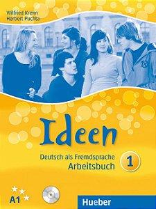 Ideen 1 - Arbeitsbuch mit Audio-CD - A1