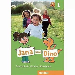 Jana und Dino 1 - Kursbuch