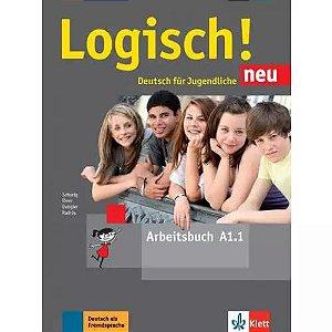 Logisch! neu A1.1 - Arbeitsbuch mit Audio-Dateien zum Download