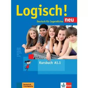 Logisch! neu A1.1 - Kursbuch mit Audio-Dateien zum Download