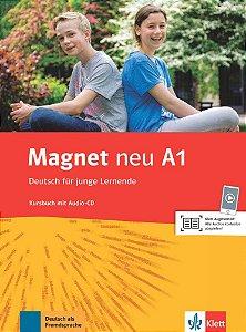 Magnet neu A1 - Kursbuch mit Audio-CD