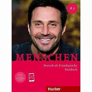 Menschen A2 - Kursbuch mit AR-App