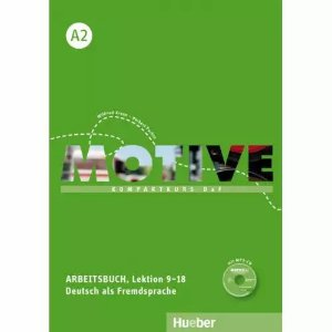 Motive A2, Lektion 9-18 - Arbeitsbuch mit MP3-Audio-CD
