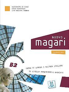 Nuovo Magari B2 - Libro dello studente e esercizi + CD Audio