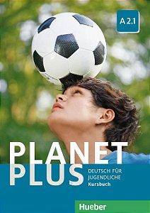 Planet Plus A2/1 - Kursbuch (livro de classe)