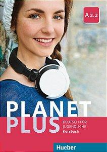 Planet Plus A2/2 - Kursbuch (livro de classe)
