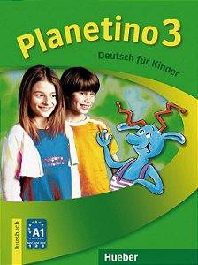 Planetino 3 - Kursbuch - A1/3